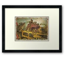 Toys In The Attic Framed Print