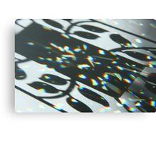 Shadow Play of Crystals Canvas Print