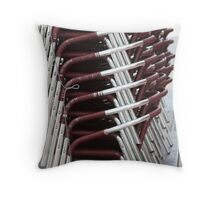 Stacked ! Throw Pillow