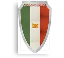 Shield of Eire Canvas Print