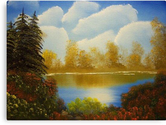 Autumn Wonder by Mitch Adams