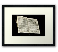 Soldiers of Christ Framed Print