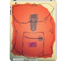 rucksack 1 iPad Case/Skin