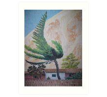 Peru Series: The Cosmic Tree Art Print