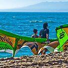 Kite                 Caparica by BaZZuKa