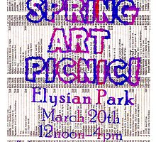 Spring Art Picnic 2011 by SUSLAadmin