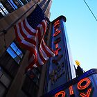 Radio City Music Hall by Christy Hoffman