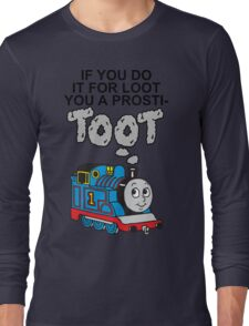 Prosti-TOOT Long Sleeve T-Shirt