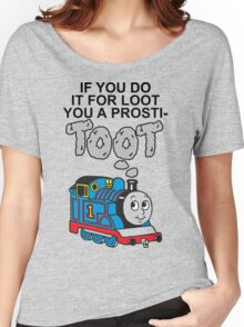 Prosti-TOOT Women's Relaxed Fit T-Shirt