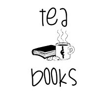 Tea & Books by Carol Oliveira