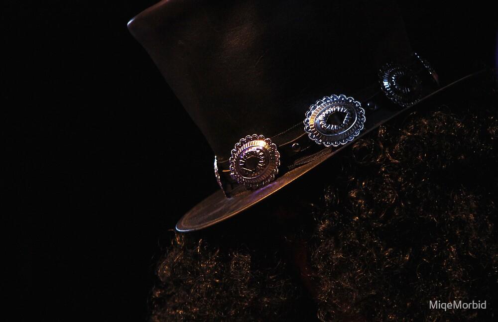 The hat. by MiqeMorbid
