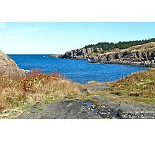 Beautiful Cove Photographic Print