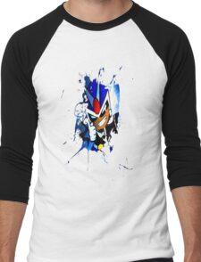 "Viewtifuldrew ""Ink."" Men's Baseball ¾ T-Shirt"