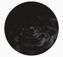 Dark Onyx Rose One Piece - Short Sleeve