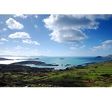 West of Ireland - Ring of Kerry Photographic Print