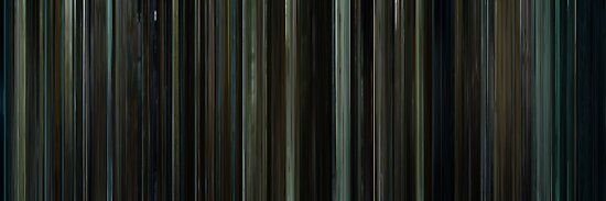Moviebarcode: Fight Club (1999) by moviebarcode