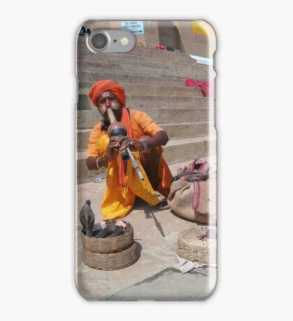 Indian Snake Charmer iPhone Case/Skin