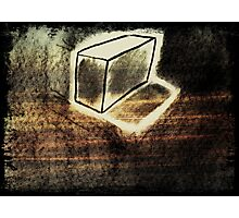 The Box Photographic Print