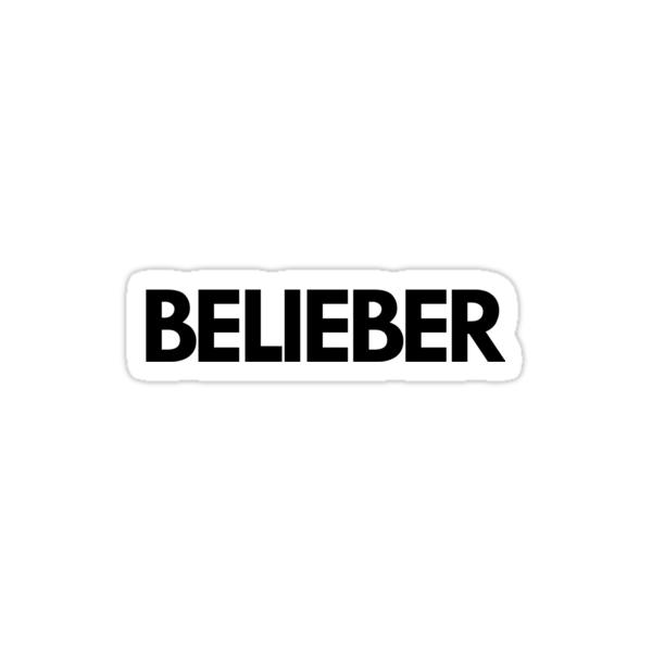 BELIEBER by loveaj