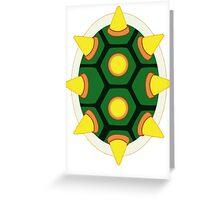 Bowser Shell Greeting Card