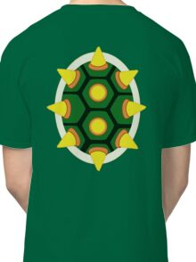 Bowser Shell Classic T-Shirt