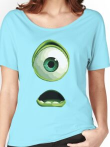 Mike Wazowski  Women's Relaxed Fit T-Shirt