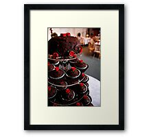 The Cakes Framed Print