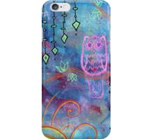 Magic Owl at Sunrise iPhone Case/Skin