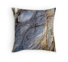 Rock Throw Pillow