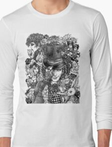 Hatter's Tea Party Long Sleeve T-Shirt