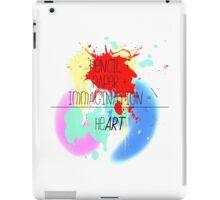 heART. - colorful iPad Case/Skin