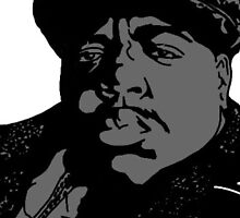 Biggie Smalls by ipodartist