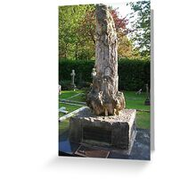 Alfred Russel Wallace Memorial Greeting Card