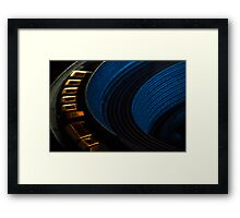 Canon Connection Framed Print