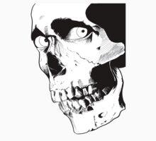 Evil Dead Skull Kids Tee