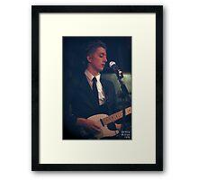 Jonas Alaska Framed Print