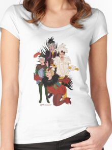 Henny Penny Women's Fitted Scoop T-Shirt
