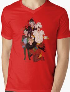 Henny Penny Mens V-Neck T-Shirt