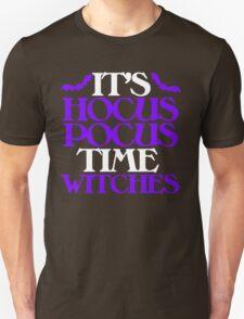 Hocus Pocus Witches Unisex T-Shirt
