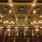 Pennsylvania Senate Chamber by Shelley Neff