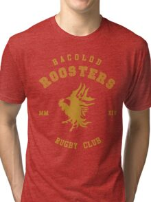 Bacolod Roosters RFC Tri-blend T-Shirt