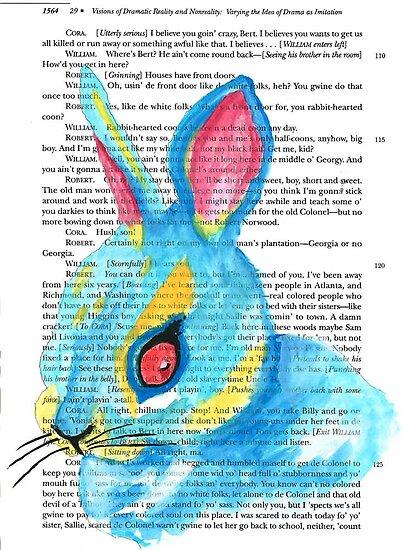 Retro Bunny by rbj7321