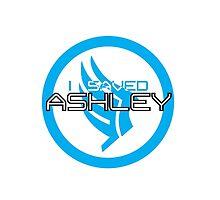 I Saved Ashley by shinyredbutton