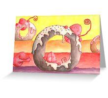 Rainbow Sprinkles Greeting Card