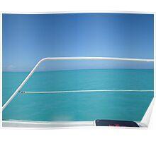 Caribbean Cruise - Antigua Poster