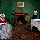 Keeping warm - Sovereignhill by Hans Kawitzki