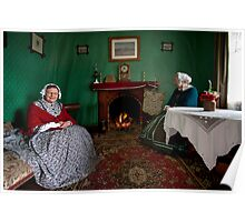 Keeping warm - Sovereignhill Poster