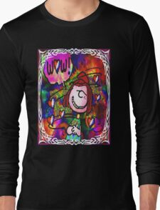 the bus came by .... Long Sleeve T-Shirt