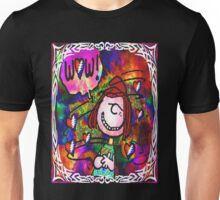 the bus came by .... Unisex T-Shirt