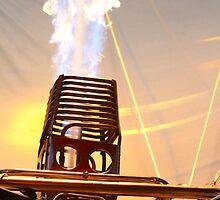 Fire Robot  by breexxxanna